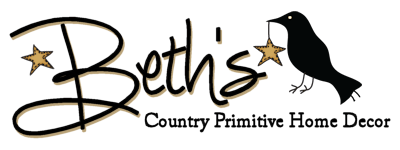 Beth's Country Primitive Home Decor