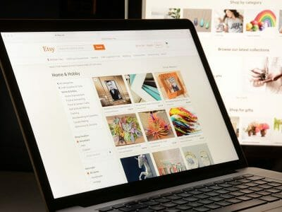 Sell on Etsy or Build a Website