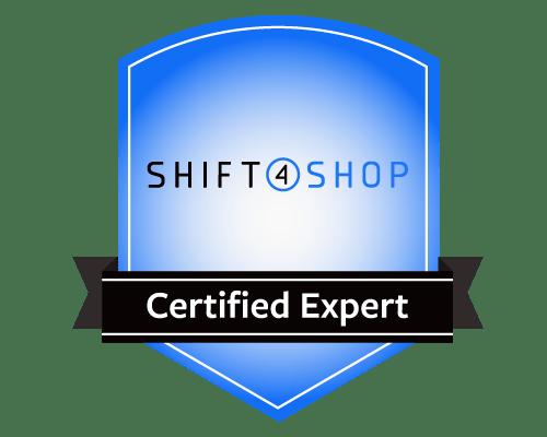 Shift4Shop Certified Expert